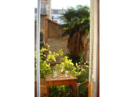 Marseille. Balcony