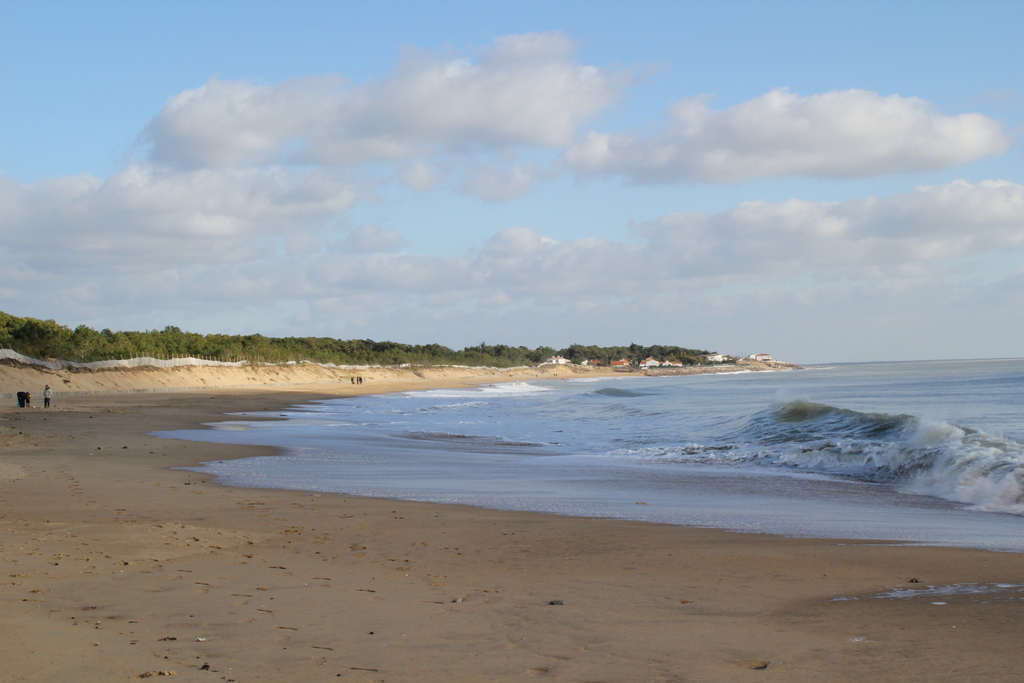 Beach at La Tranche