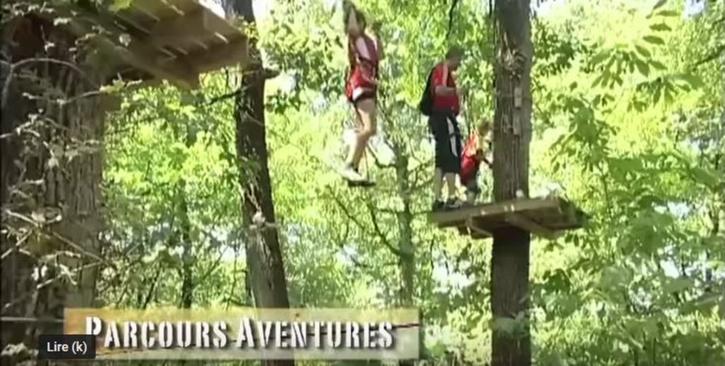 Indian Forest Park - Adventure - Moutiers - 10 mn