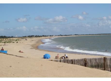 Beach at La Tranche