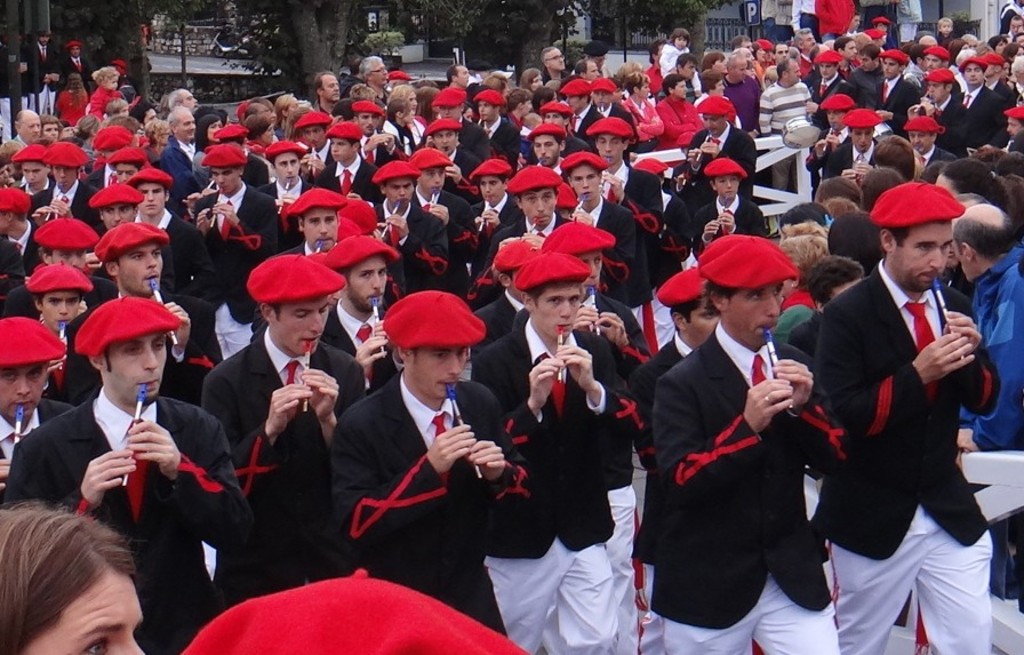 Fiesta in Fontarabia