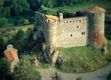 Le château de Busséol