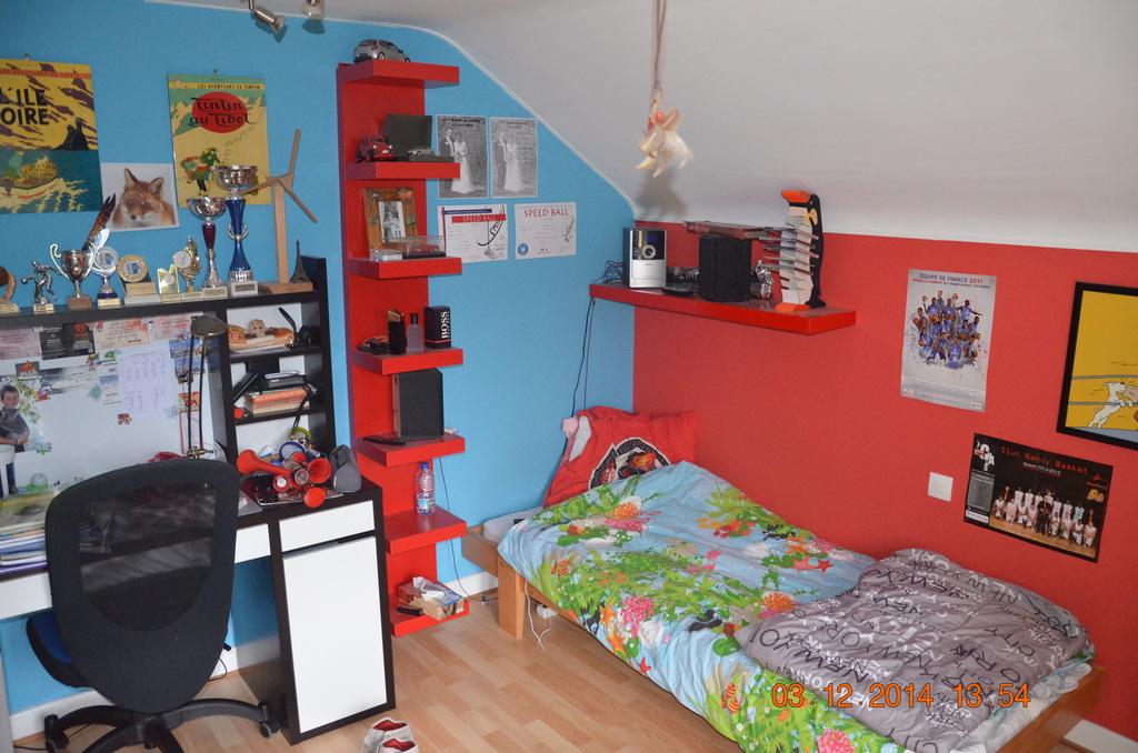 la chambre de Simon