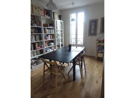 notre salle à manger et bureau...