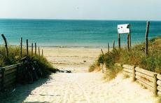 une des nombreuses plages