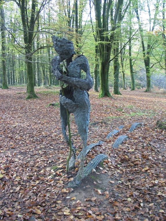 Park with sculptures - Domaine de Kerguéhennec (25 min drive)
