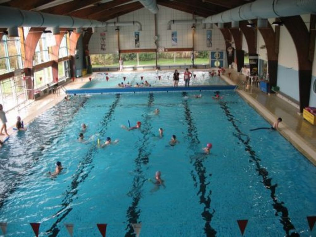 swimming-pool (500 meters from our house), with possibility of sunbathing outside in summer