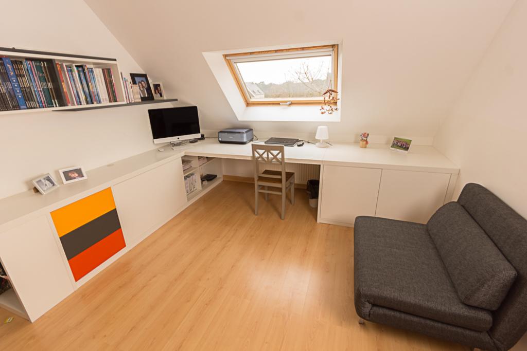 open study upstairs