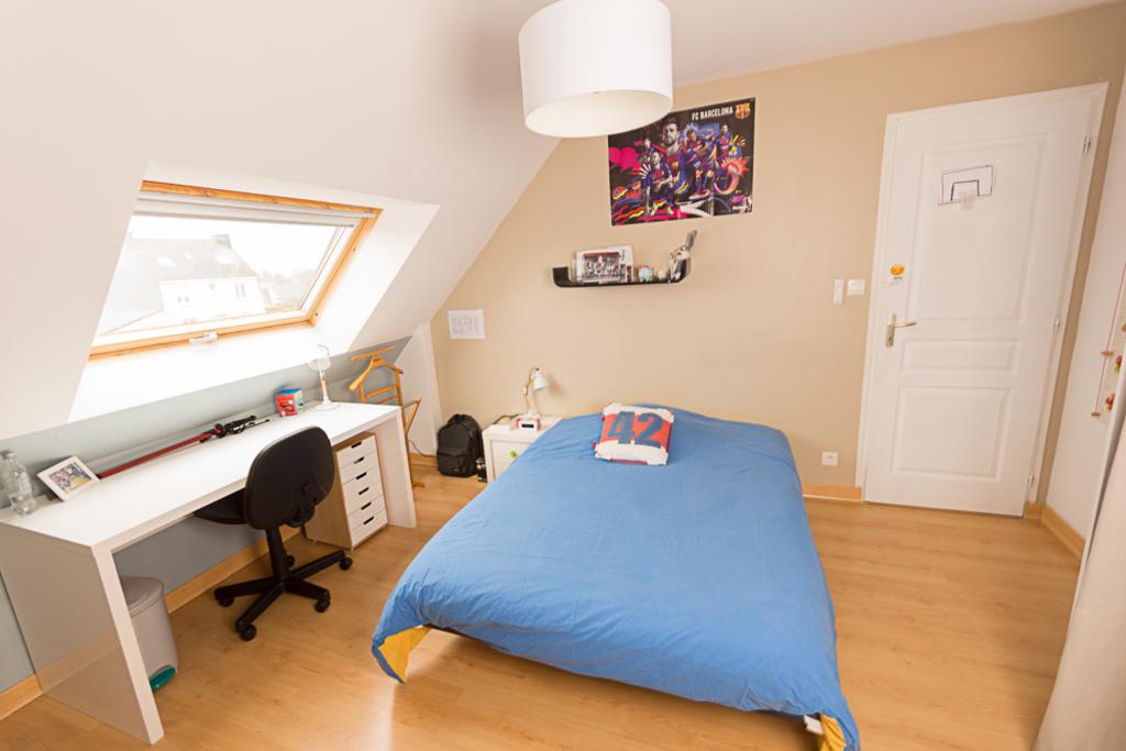 Oscar's bedroom