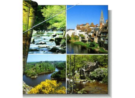 La Creuse landscapes