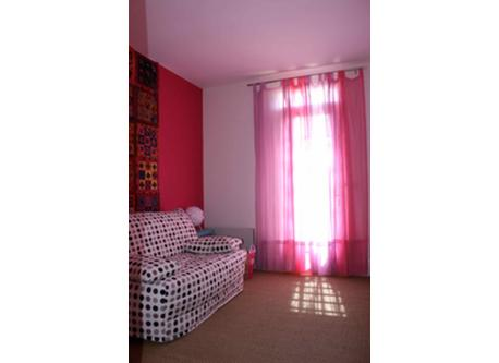 bedroom4 with folding double bed