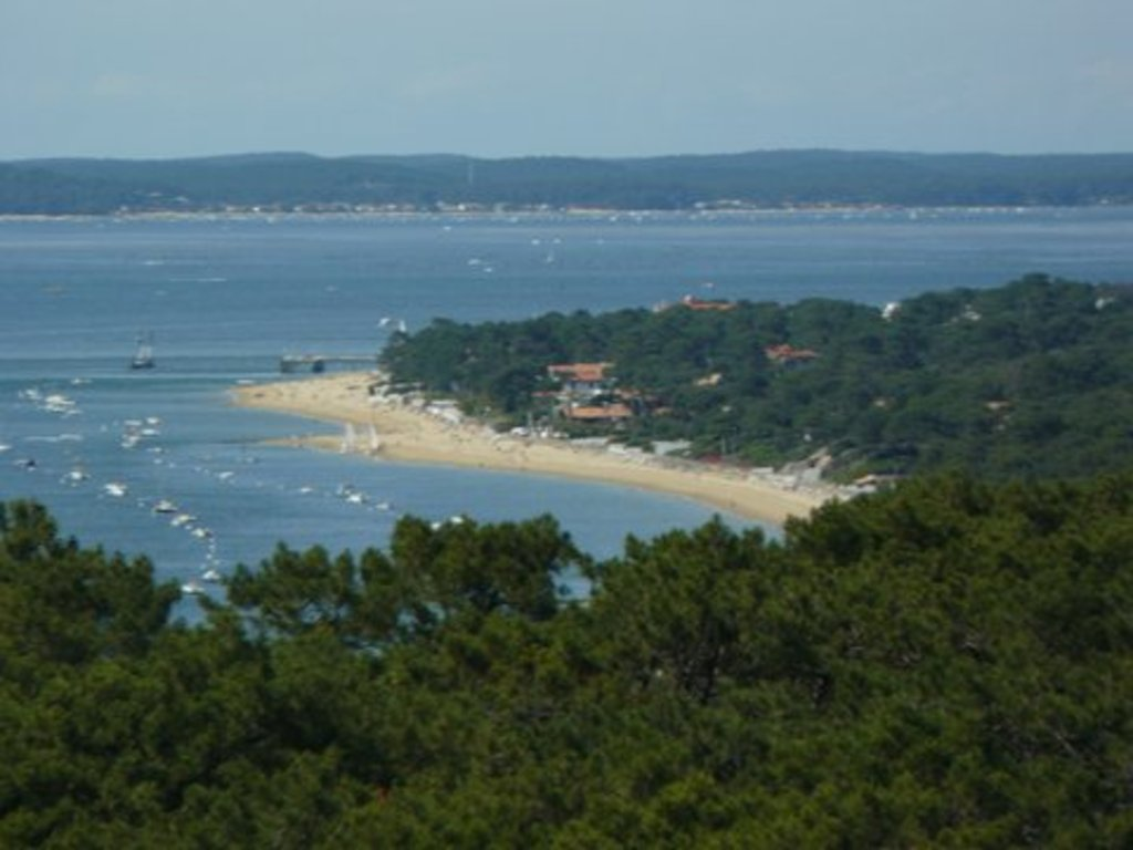 The bay of Arcachon