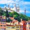 Lyon, élue ville la plus agréable à vivre en France (1 h by car)