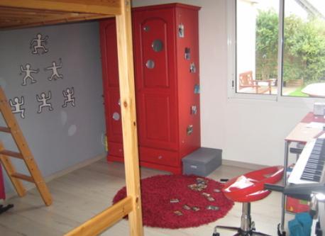 Chambre de Léa