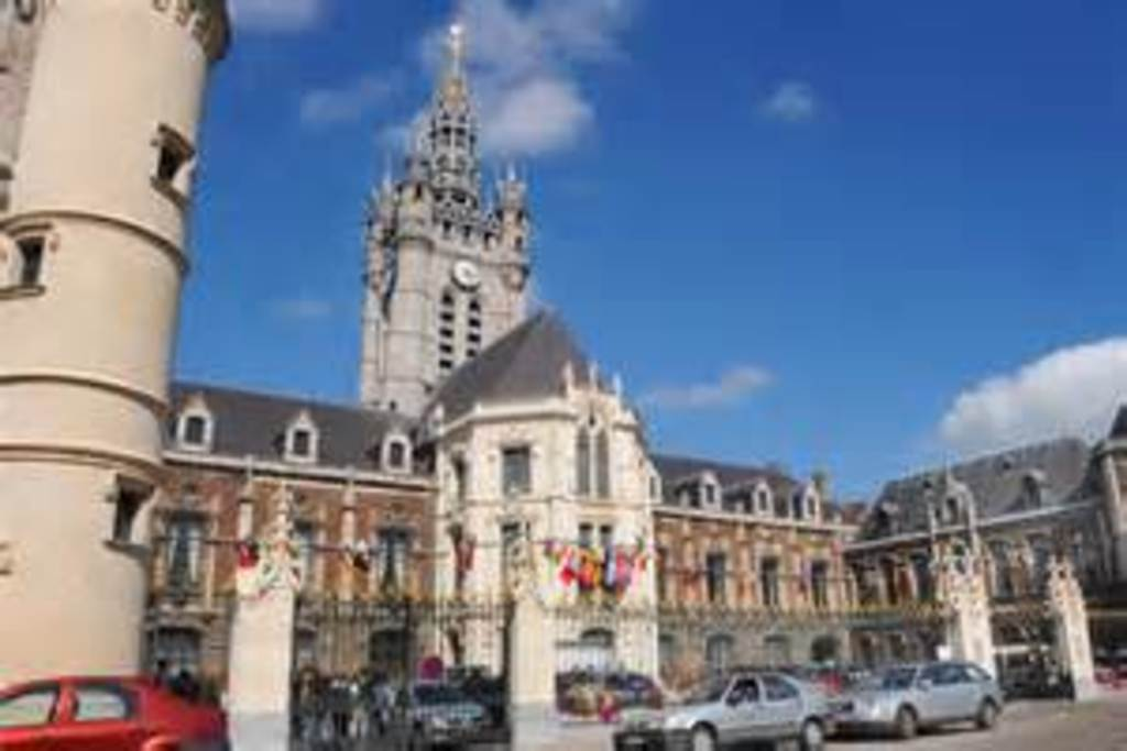 Douai Town Hall & Belfry Tower, definitely worth a visit!