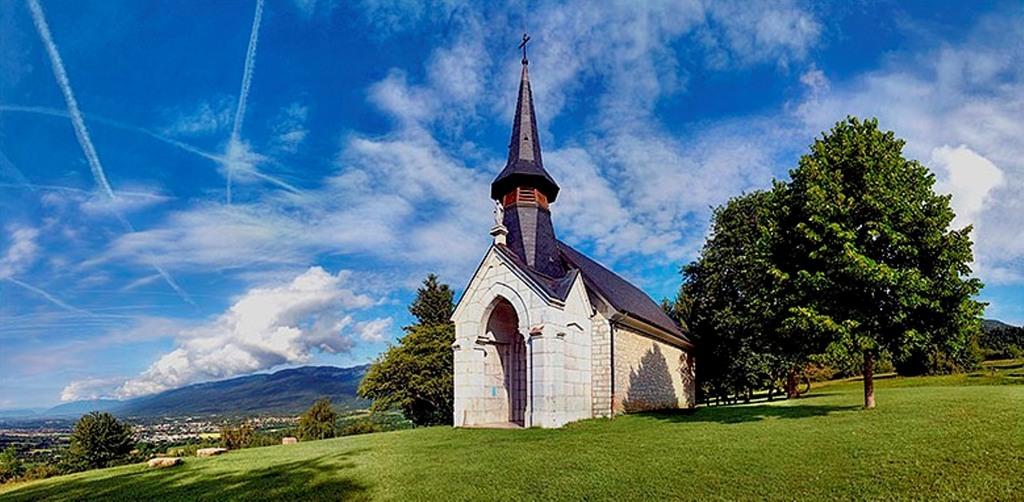 Chapelle de Vesancy (15 minutes from the house)