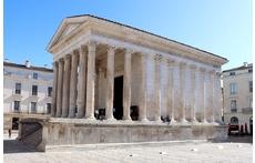 Nîmes, la romaine