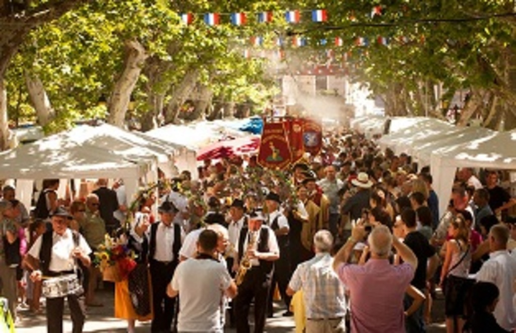 saint chinian fete du cru - taking place this year, Sunday 22 July 2018