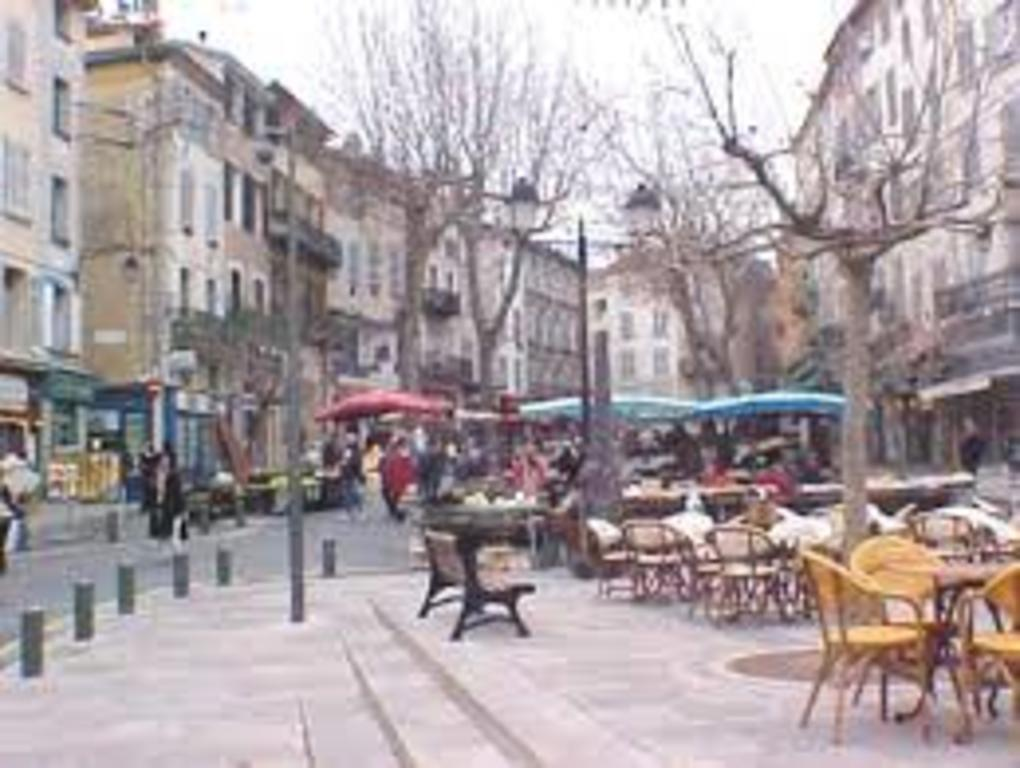 Cafés on the Market Square