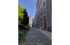 Apartment in refurbished historic jute mill