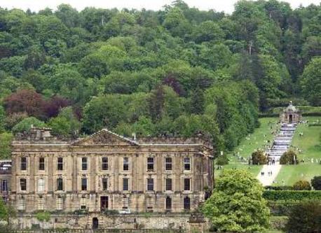 Chatsworth House (La maison du Duke et Duchess of Devonshire)