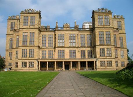 "Maison de ""Bess of Hardwick"""
