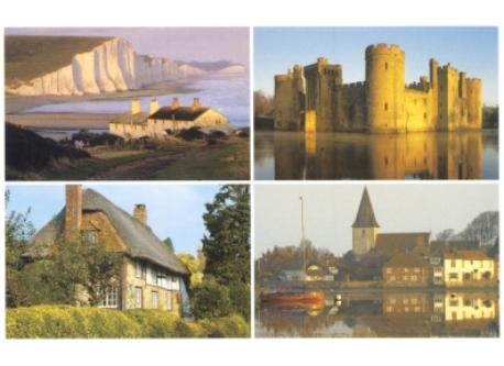 Sussex landmarks
