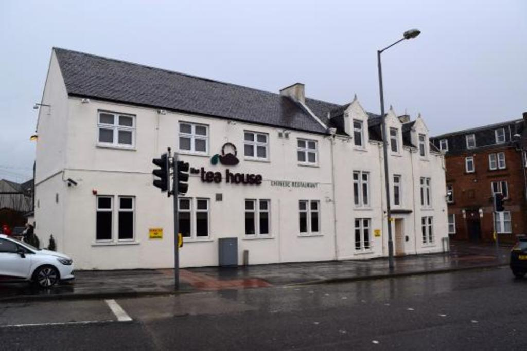 The Tea House, excellent chinese restaurant in Larbert