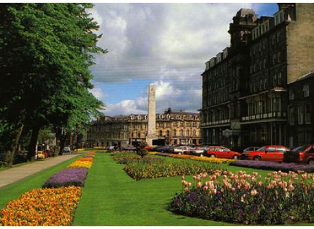 Harrogate parks and hotels