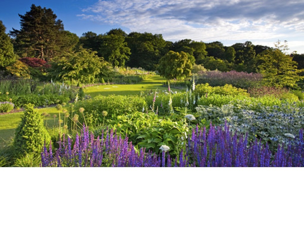 RHS Harlow Carr Gardens - ten minutes drive. Royal Horticultural Society park and gardens. Betty's cafe.