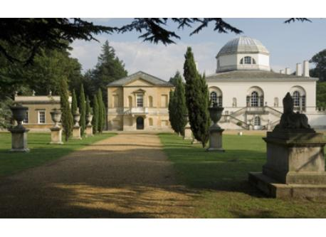 Chiswick House and grounds - a 20 minute walk