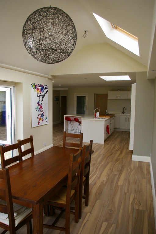 Dining room/ kitchen