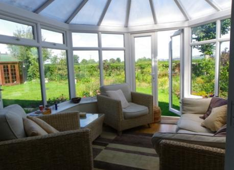 Our conservatory