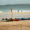 paddle boarding and sea kayaking at Hengistbury Head (5 min) drive