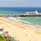 Seaside resort of Bournemouth & Victorian pier, 25 min drive