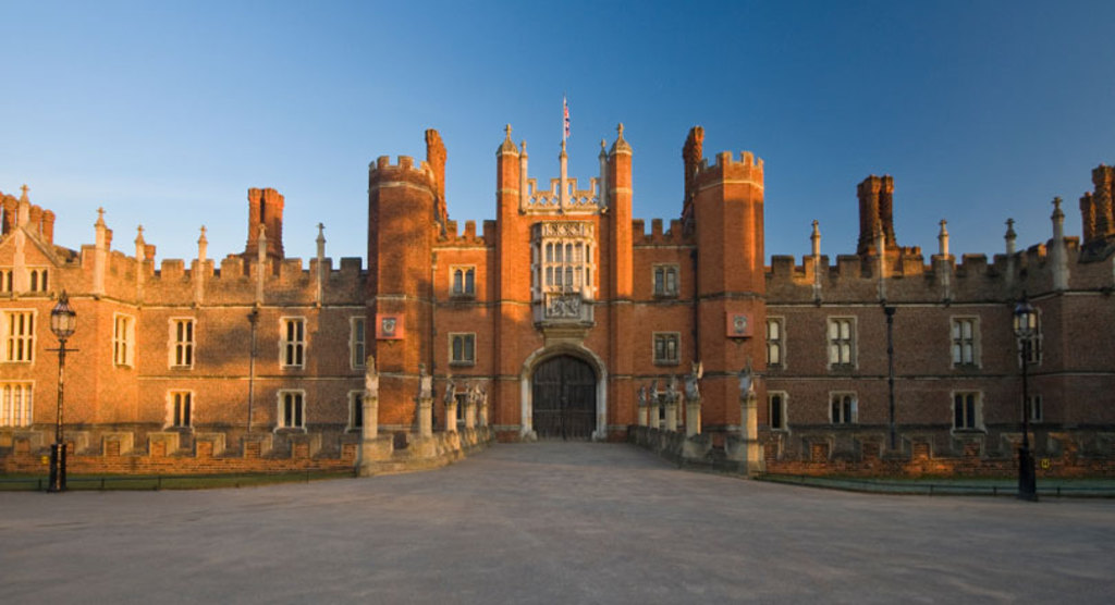 Hampton Court Palace is just a lovely walk or bike ride away!