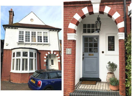 Detached House in lovely London suburb.