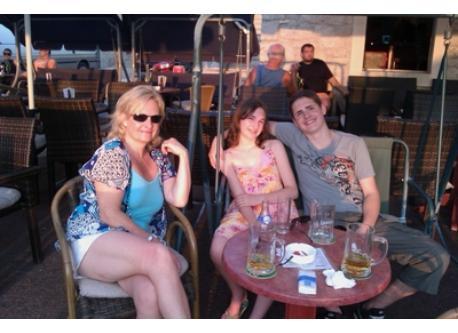 Carole, Caroline, Michael