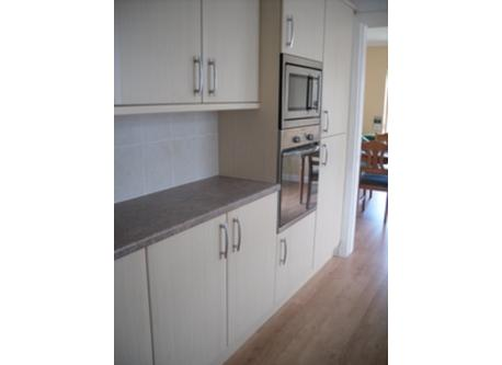 Part of our kitchen, we also have a dishwasher and gas cooking hob