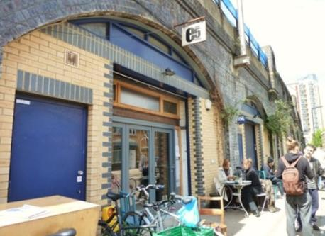 local cafes in railway arches