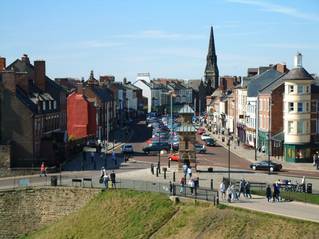 Tynemouth, Front Strteet