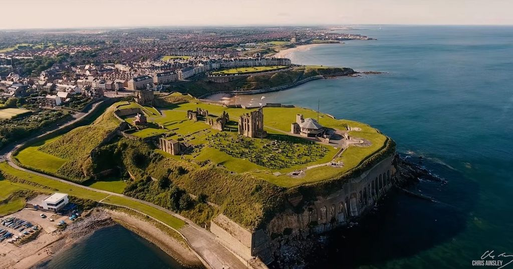 Tynemouth coast