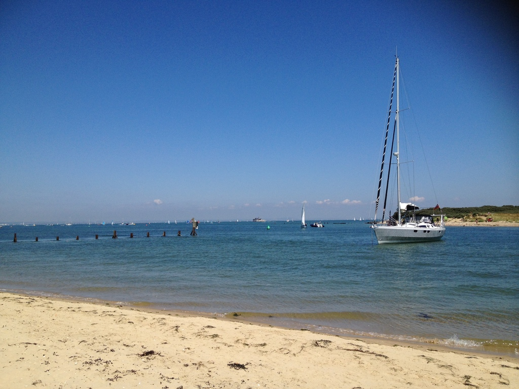 Bembridge Harbour - 2 minutes from the house