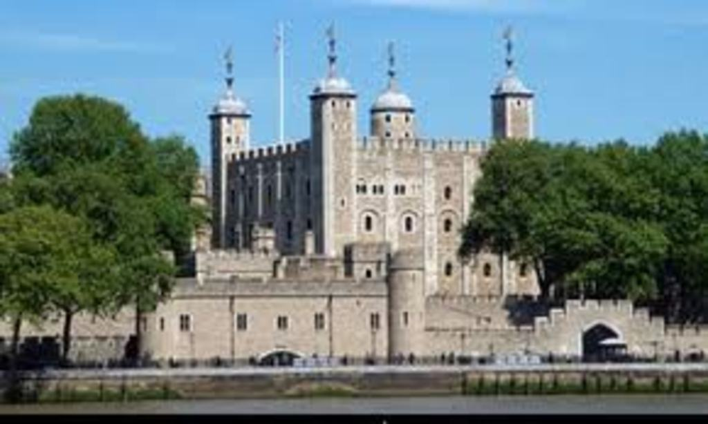Tower of London, 1 hr away by tube