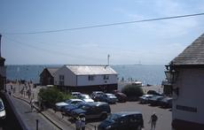 Old Leigh, a few minutes walk from home