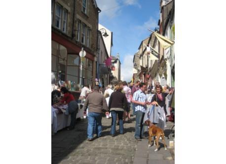 Catherine Hill street fair