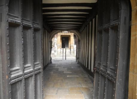 Explore York's medieval heritage - St William's College, York
