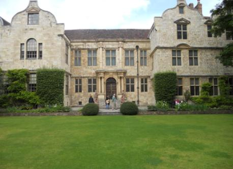 The Treasurer's House - National Trust, home to York's best ghost story.