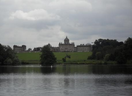 Nearby Castle Howard - one of the foremost stately homes in the country.