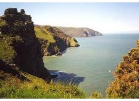 walk the coast path. Miles of paths - a walkers dream!